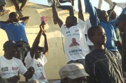 Dakar (Stade Demba Diop)